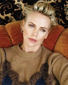 Charlize Theron Model